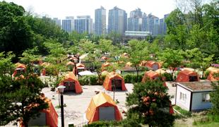 江東綠道家庭露營區