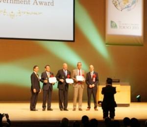 首爾市在亞洲首次榮獲「智慧型運輸系統地方政府獎」
