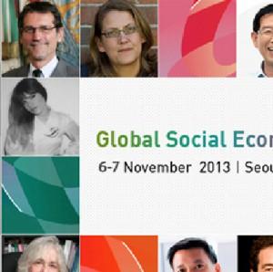 全世界社會經濟革新城市齊聚首爾