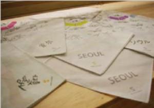 選出中意的首爾觀光紀念品10種 獲贈紀念品