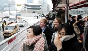 1. 首爾城市觀光巴士