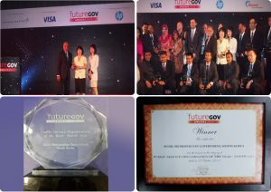 首爾市榮獲都市計畫資訊化事業未來政府獎