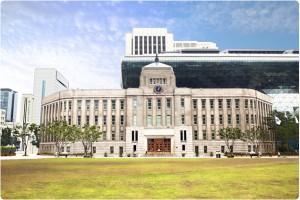 一年來與市民同在的首爾圖書館