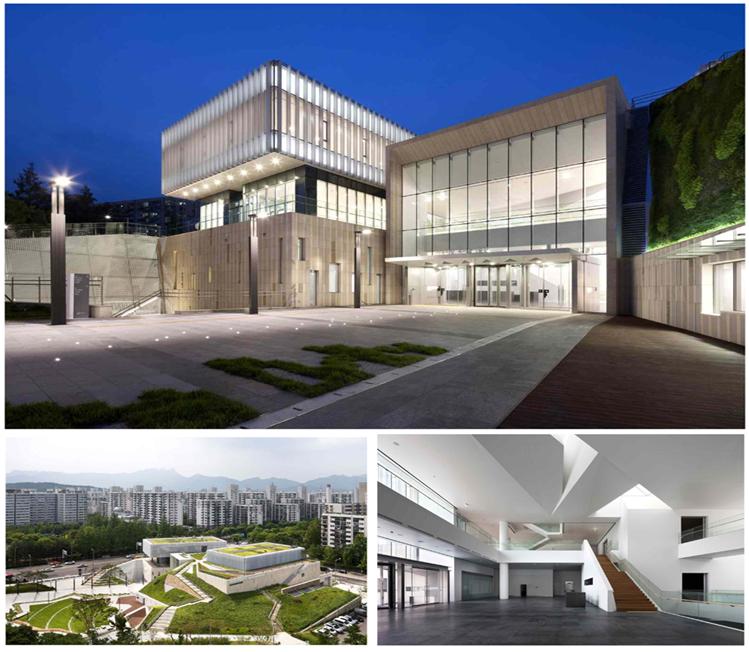 大獎:首爾市立北首爾美術館