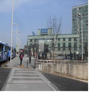 永豋浦區新吉站周邊