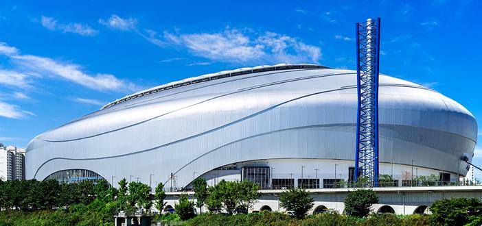 韓國最佳綜合體育文化設施 – 高尺Skydome