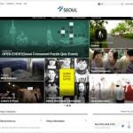 新版首爾市官方外語網站正式上線