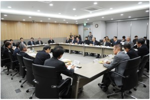 市長接見日本旅行業協會會長  共議旅遊振興、合作