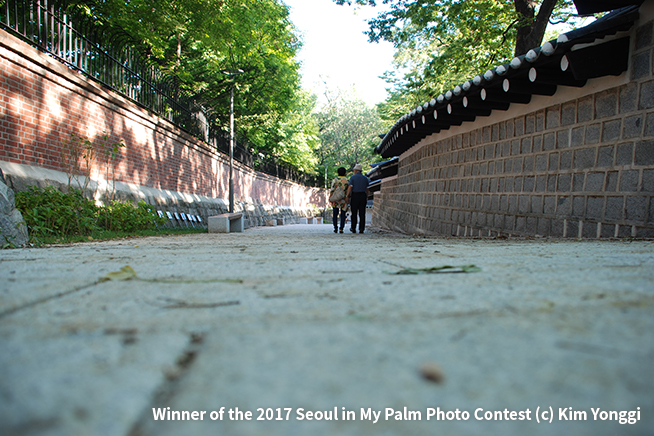 Winner of the 2017 Seoul in My Palm Photo Contest (c) Kim Yonggi